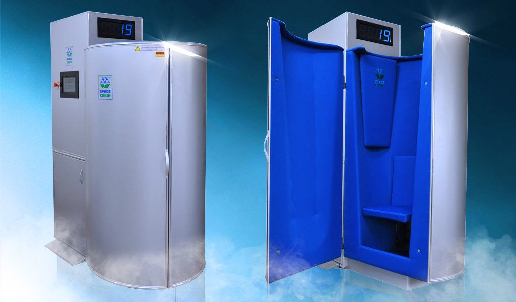 The Classic Cryosauna
